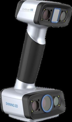 Hybrid EinScan HX