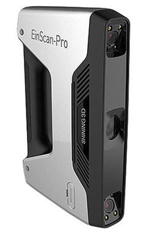 SHINING 3D - EinScan Pro & Edu